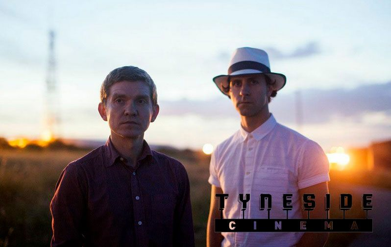 Maxïmo Park's Paul Smith and Peter Brewis from Field Music