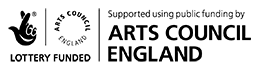 This event is supported by Arts Council England